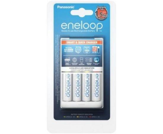 Panasonic Eneloop PRO Smart&Quick Charger