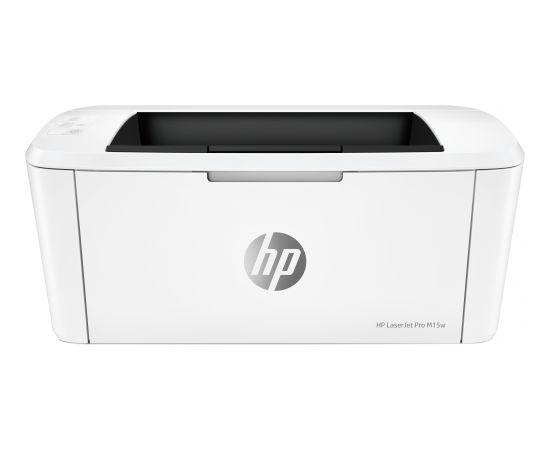 HP LaserJet Pro M15w lāzerprinteris