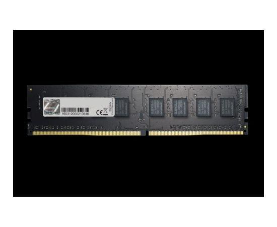 G.Skill DDR4 4GB 2400MHz CL15 1.2V XMP 2.0