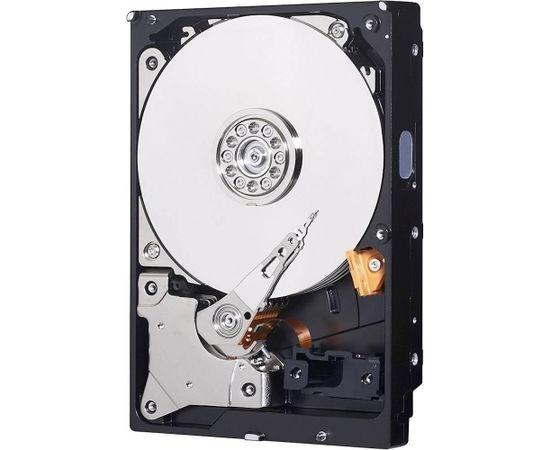 "HDD | WESTERN DIGITAL | Black | 6TB | 256 MB | 7200 rpm | 3,5"" | WD6003FZBX"
