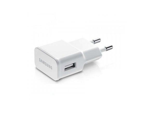 Samsung ETA0U83EWE Univerāls Tīkla Lādētājs USB Plug 1000mAh Balts (OEM)
