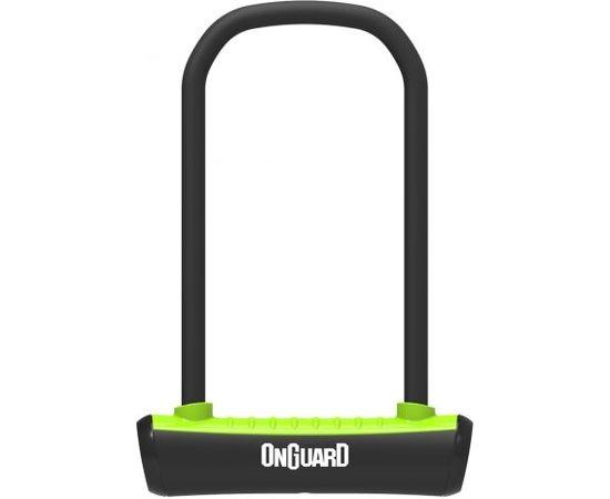 Neon U-Lock / Melna