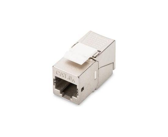 DIGITUS CAT 6A, Class EA Keystone Module, shielded