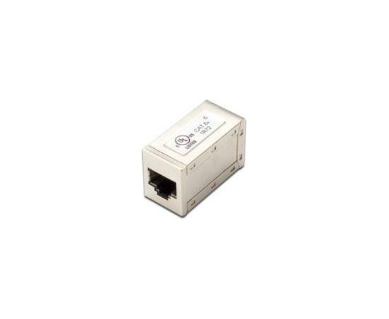 DIGITUS CAT 6A, modular couplers, shielded