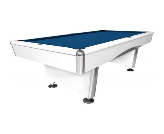 Billiard Table Dynamic Triumph, matt white, Pool, 7ft.