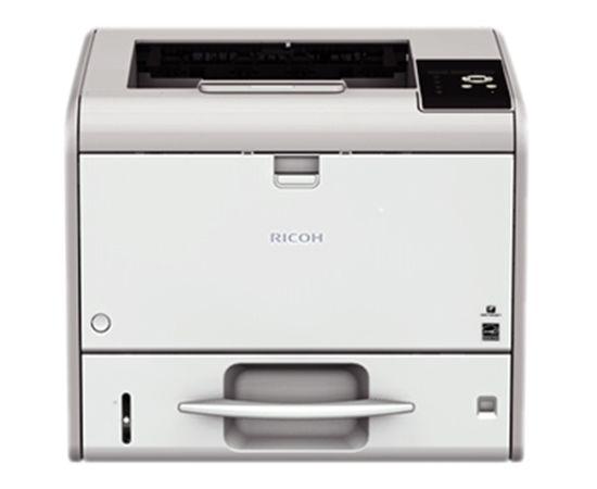 Ricoh SP 450DN  Mono, LED, printer, Wi-Fi, A4, White