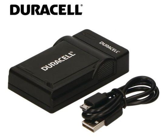 Duracell Analogs Nikon MH-65 Foto kameras CoolPix S70 S8000 USB Plāns Lādētājs priekš EN-EL12