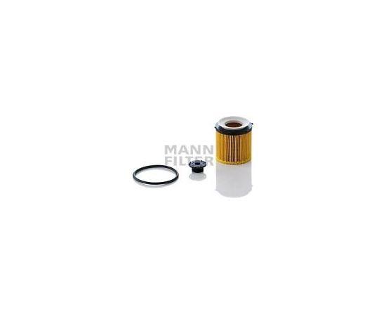 Mann-filter Eļļas filtrs HU 8002 X KIT