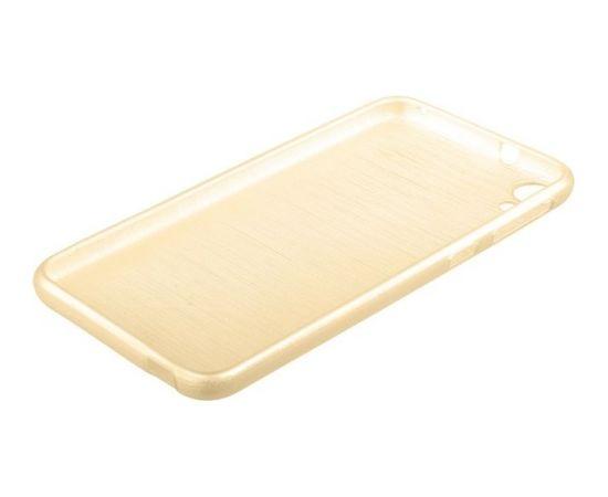 Forcell Jelly Brush Perlamutra telefona silikona apvalks HTC Desire 820 Zeltains