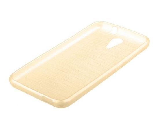 Forcell Jelly Brush Perlamutra telefona silikona apvalks HTC Desire 620 Zeltains