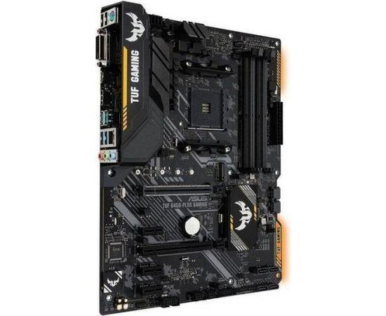 ASUS TUF B450-PLUS GAMING, AM4, B450, USB3.1, M.2, SATA 6GB/S