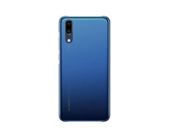 Huawei P20 Protective Cover Blue