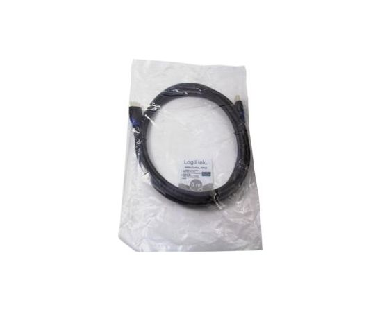 LOGILINK - Cable HDMI High Speed with Ethernet, 4K2K/60Hz, 3m