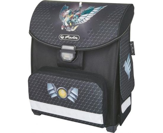 Herlitz Schoolbag ex.smart dragon&knight