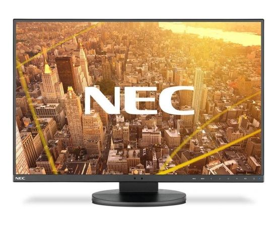 Monitor NEC EA245WMi-2 24inch, IPS, DVI/HDMI/USB/DP/D-SUB, speakers, black