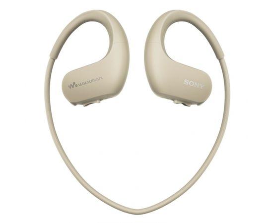 Sony NW-WS413C 4GB austiņas ar iebūvētu MP3 atsaņotāju Cream