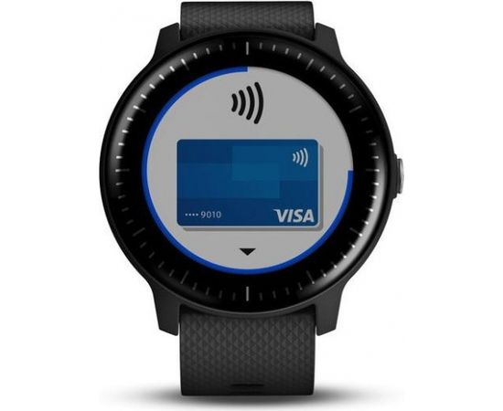 Garmin Vivoactive 3 Music GPS, melns