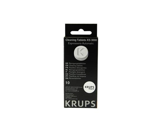 KRUPS XS3000 tīrīšanas tabletes, 10gab