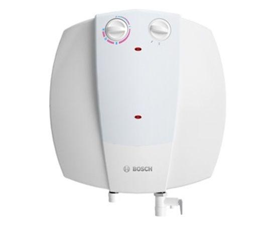 Junkers Bosch ES010 1500W 10L Tronic 2000T-2 elektriskais ūdens silditājs 10L zem izlietnes