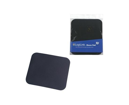 Logilink Mousepad Black, 220 x 250 mm