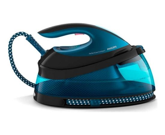 PHILIPS GC7833/80 PerfectCare Compact (Blue) Tvaika ģeneratora gludeklis