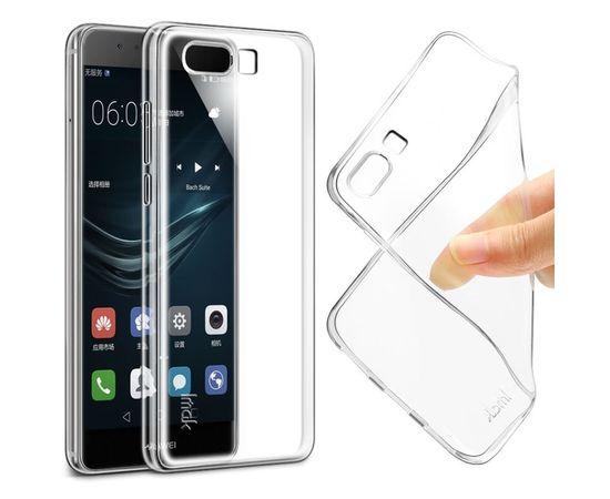 Telone Ultra Slim 0.3mm Back Case Huawei P10 super plāns telefona apvalks Caurspīdīgs