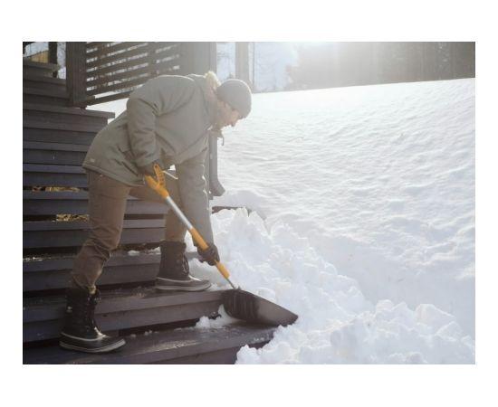 Fiskars SnowXpert 141001 Sniega lāpsta 350mm (Ir veikalā)