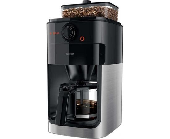 PHILIPS HD7767/00 Grind&Brew Kafijas automāts, 1000W (melns)