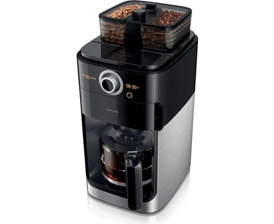 PHILIPS HD7769/00 Grind&Brew Kafijas automāts, 1000W (melns)