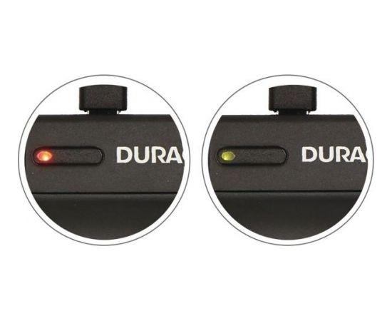 Duracell Analogs Sony BC-CSGD BC-CSGE BC-CSGB Plakans USB Lādētājs priekš NP-BG1 NP-FG1 Akumulātora