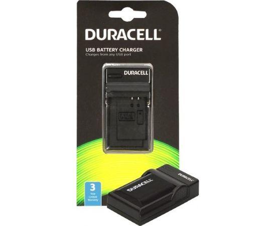 Duracell Analogs Olympus LI-50C Foto kameras 1010 1020 1030SW Plakans USB Lādētājs priekš LI-50B / Li-70B