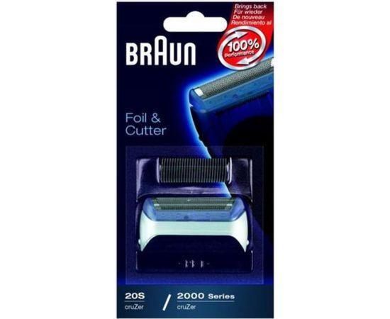 Braun 20S Combi Pack