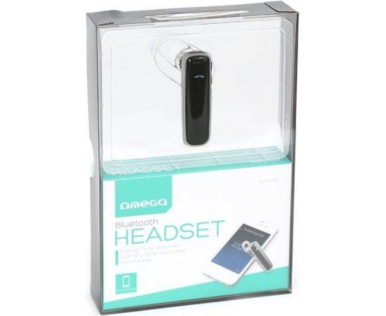 Omega Bluetooth austiņas ar mikrofonu R400, melnas (42013)