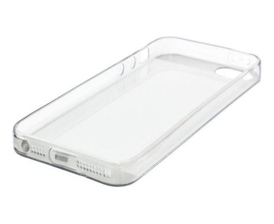 Telone Ultra Slim 0.3mm Back Case HTC Desire 820 Mini super plāns telefona apvalks Caurspīdīgs
