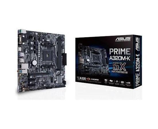 MB AMD A320 SAM4 MATX/PRIME A320M-K ASUS