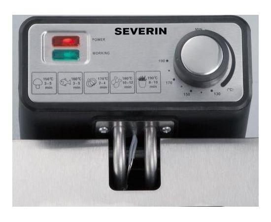 Severin FR 2431 Frī kartupeļu pagatavošanas katls