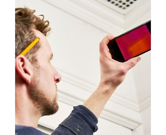Powerneed FLIR ONE PRO LT iOS - Professional thermal camera for iPhone and iPad