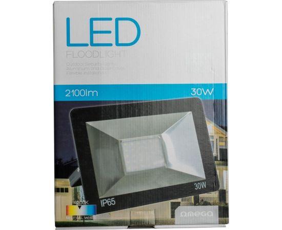 Omega LED prožektors 30W 4200K (43861)