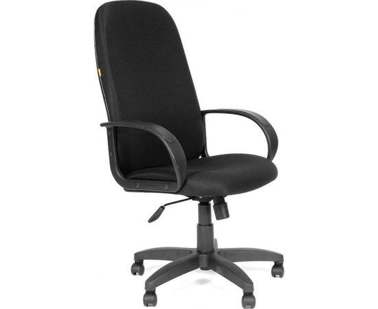 Biroja krēsls CHAIRMAN 279 melns audums