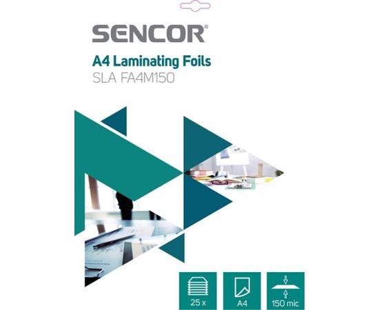 Sencor SLA FA4M150 Laminēšanas maisiņi A4