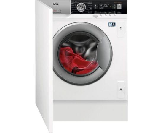 AEG L8WBE68SI veļas mašīna + žāvētājs, iebūvējama, 8/4kg 1600rpm