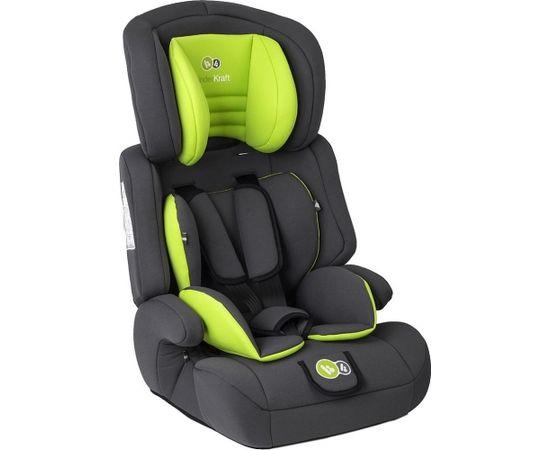Kinder Kraft '18 Comfort Up Lime Art.KKCMFRTUPLIM00 Autosēdeklītis 9-36 kg, Grupa 2/3 (IR VEIKALĀ)