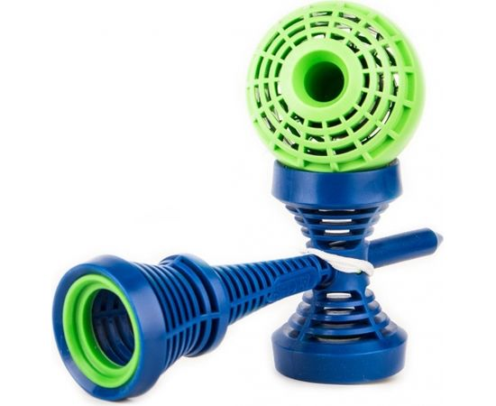 YoYoFactory KENDAMA AIR zils/zaļš - YO 129