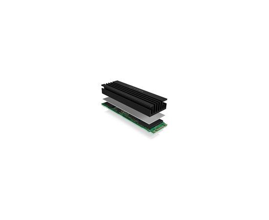 Raidsonic Heat sink for M.2 SSD ICY BOX   IB-M2HS-70
