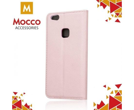 Mocco Smart Magnet Book Case Grāmatveida Maks Telefonam Sony Xperia XA1 Rozā