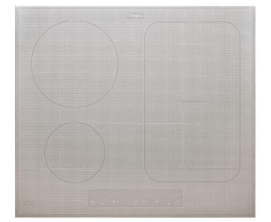 WHIRLPOOL ACM808BAWH indukcijas sildvirsma, 58cm, Flexi cook, balta