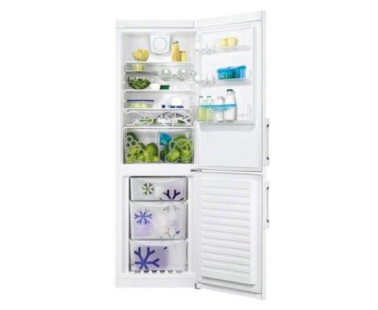 Zanussi ZRB34337WA Отдельностоящий 226л 92л A+ Белый холодильник с морозильной камерой