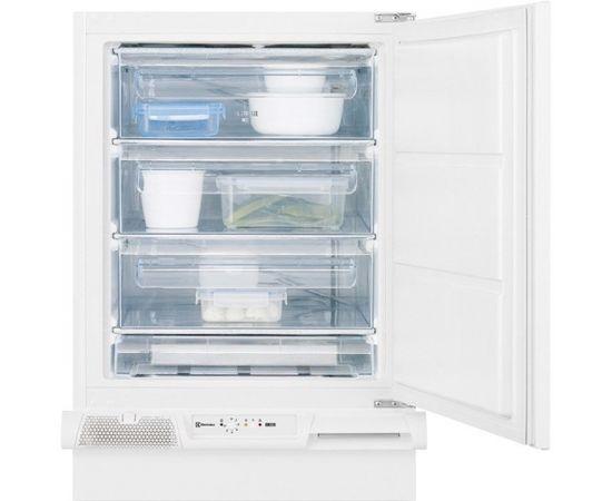 Electrolux EUN1100FOW Отдельностоящий Вертикальный 98л A+ Белый морозильный аппарат