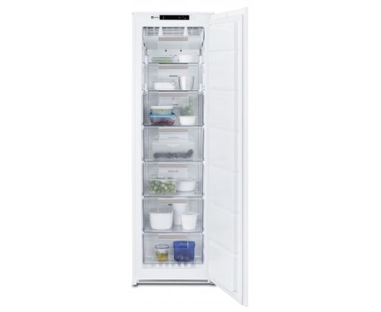 ELECTROLUX EUN2244AOW 208L A+ Balta iebūvējama saldētava