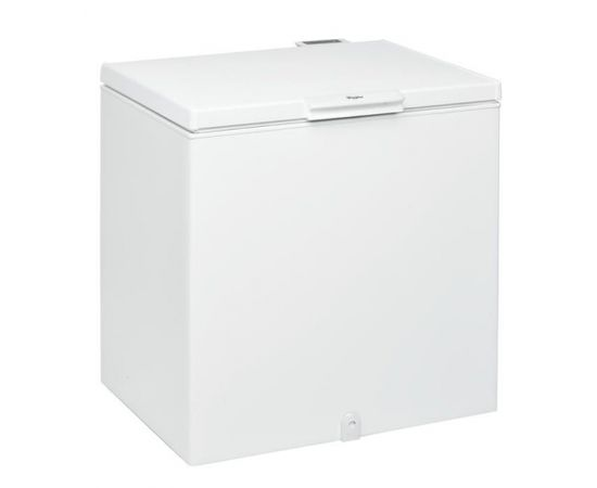 Whirlpool WHS2121 Отдельностоящий Витрина 204л A+ Белый морозильный аппарат